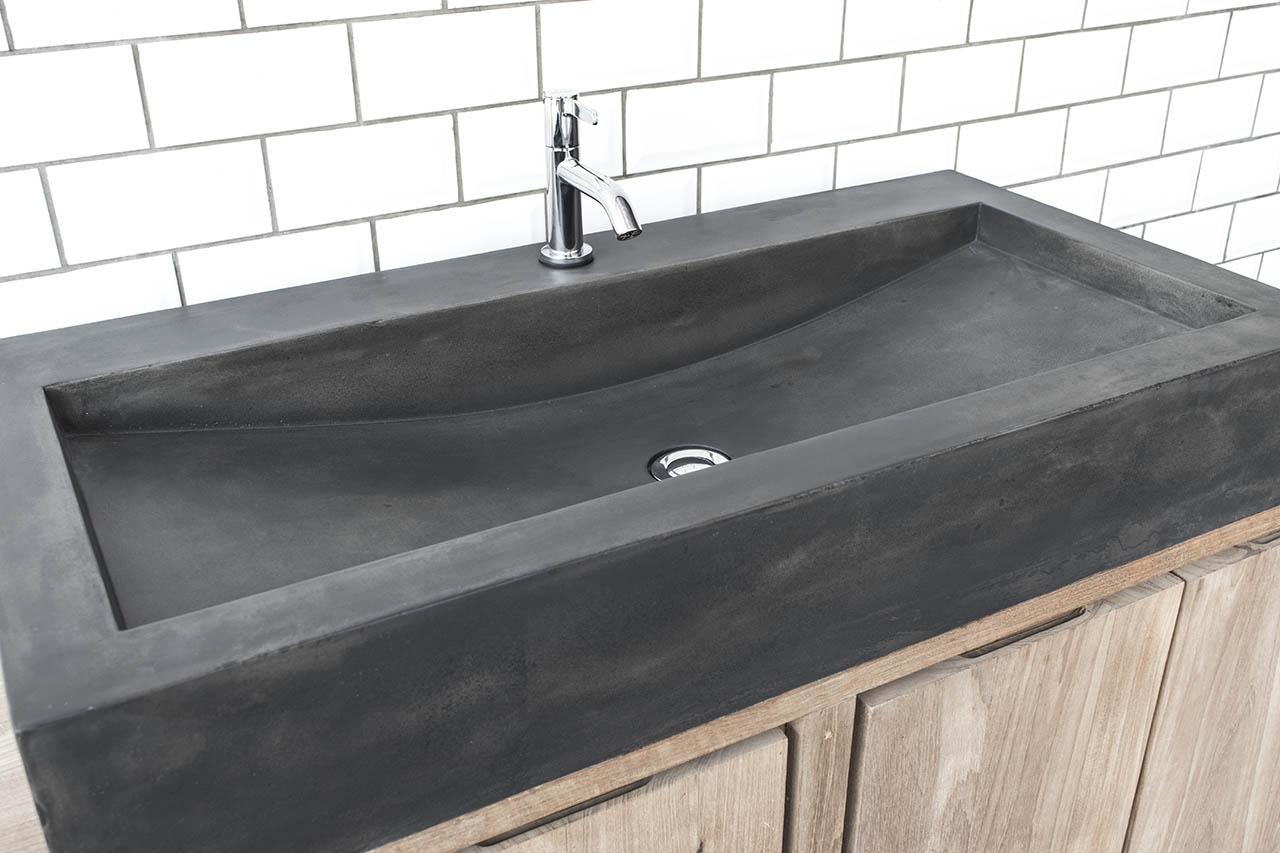 Betonnen Wasbak Badkamer : Afbeeldingsresultaat voor betonnen wasbak bath room